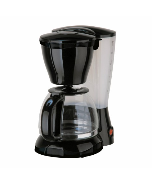 COURANT 8 CUP SWITCH COFFEE MAKER BLACK