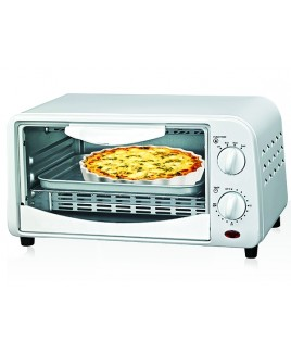 Courant 4-Slice Countertop Toaster Oven - White