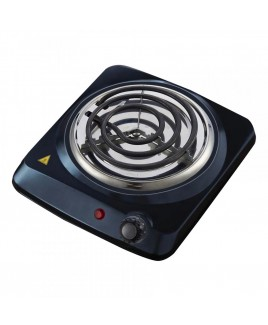 Courant 1000 Watts Electric Single Burner, Black